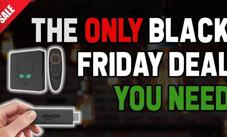 The ONLY Black Friday deal ANY streamer needs........