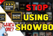 WARNING - MUST WATCH IF YOU USE SHOWBOX!!!!!!