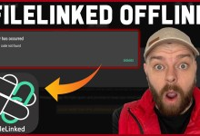FILELINKED NOT WORKING?⛔ | Code not found error? (SHUTDOWN⚠)