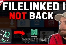 Filelinked is NOT back! ⛔Let me explain EVERYTHING including AppLinked!