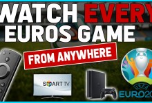 Watch Euro 2020 LIVE from ANYWHERE in the world! (ANY DEVICE)🔥⚽