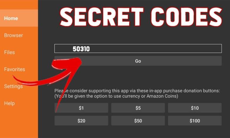 FULL LIST of Secret Downloader Codes