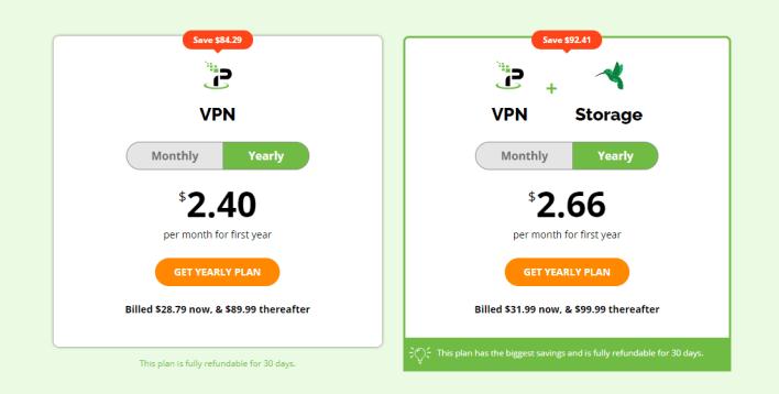 IPVanish best ever deal 2021