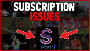 how to setup S Sports+ | Fix Subscription issues