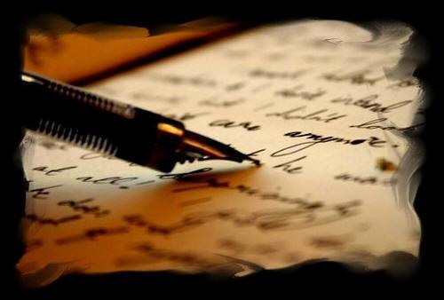 scrivere stilografica
