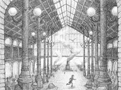 Hugo Cabret interior image1