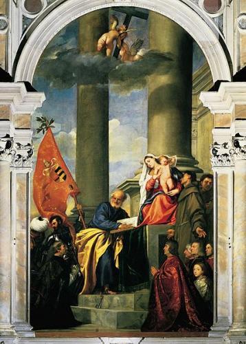 Pala Pesaro_Tiziano