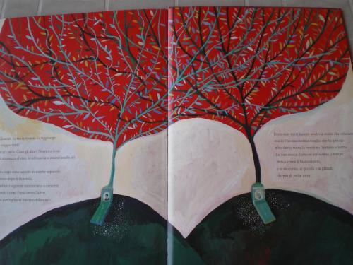 Tombe con alberi