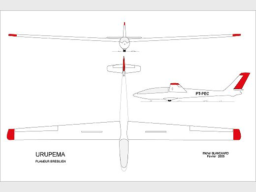 Start of the next project… Embraer 400 Urupema   RC Glider Builds
