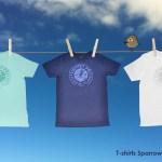 Tee-shirts Sparrow by L'effet Péi Réunion
