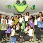 Candidates Miss Réunion 2012 - Boutique L'effet Péi