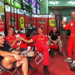 Stand - Team SCUDERIA ZONE ROUGE - L'effet Panigale - 24 heures - Le Mans