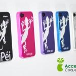 Coques iPhone 4 - iPéi