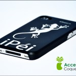 iPéi - Coque iPhone Metal
