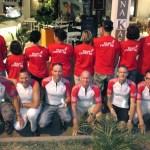 La team L'effet Péi Salomon