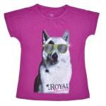 Chien Royal Bourbon - T-shirt Enfant