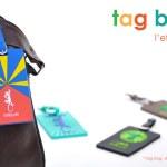 Tagbag L'effet Péi Réunion - étiquette pour bagage
