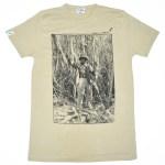 T-shirt Coupeur de cannes - Collection Edgar