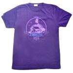 T-shirt Tag Wine - Prune