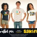 Collection de t-shirts du Sakifo 2013