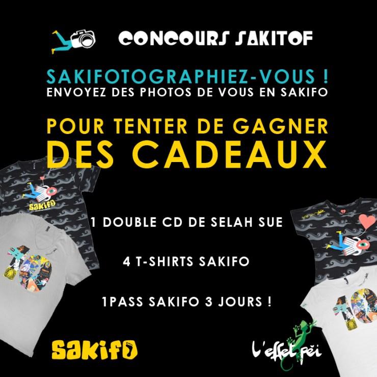 Concours Sakitof - L'effet Péi Sakifo