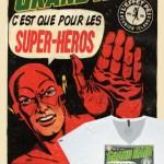 Le Grand Raid C'est que pour les Super-Héros