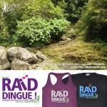T-shirt Grand Raid Dingue !