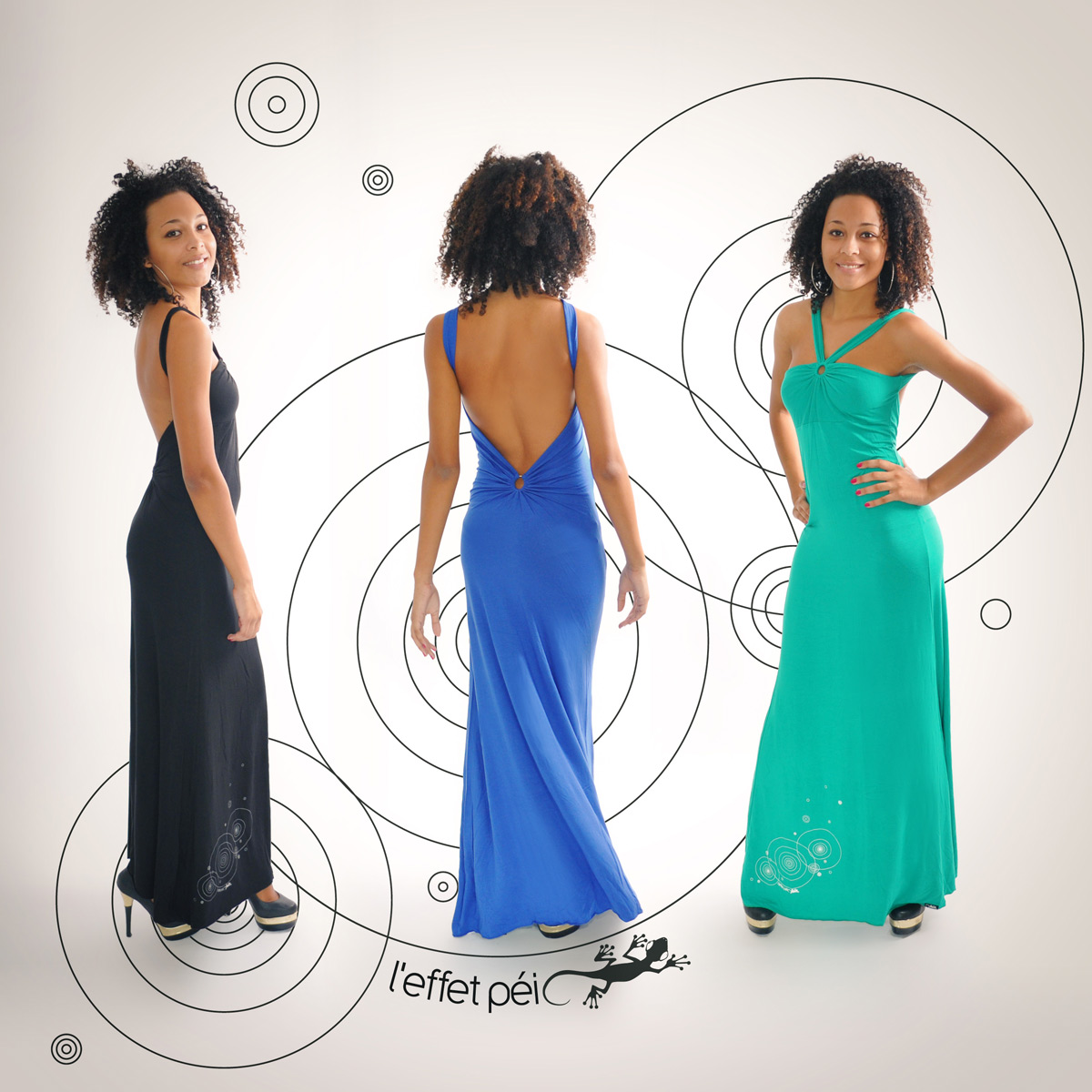 robe de soirée | Marque | L'effet Péi Mode in Réunion