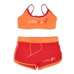 Maillot de bain Sport Ophélie - Orange
