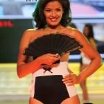 Ingreed Mercredi en maillot de bain L'effet Péi- Miss Réunion 2014 - Photo : Alain Imanatze