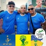 Les bleus sont à Brazil !