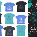 Collection de tee-shirts - Ville de la Réunion L'effet Péi