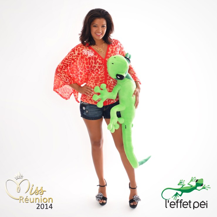 Ingreed Mercredi - Miss Réunion 2014 - Margouillat L'effet Péi