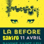 Affiche Before Sakifo