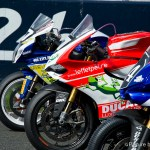 Ducati L'effet Péi au 24h Moto du Mans - 2015