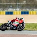 Ducati L'effet Péi sur la piste des 24h Moto du Mans - 2015
