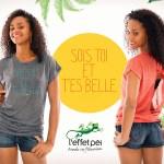 T-shirt Femme - Sois toi et t'es belle