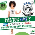 T-shirt Collector Bac 2015