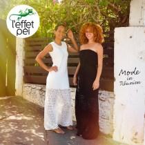 Robes longues à dentelles - Robes Melina et Mabel