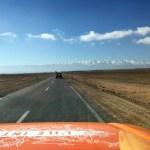 En route vers l'Atlas - Maroc - Rallye des Gazelles