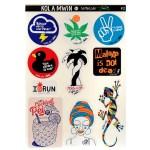 Stickers Kol a mwin 2