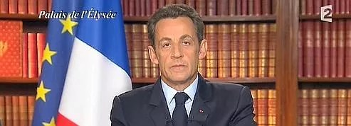 Sarkozy : «un monde nouveau» <br>sortira de la crise<br/>