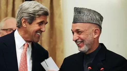 Karzai utlovad fortsatta cia pengar