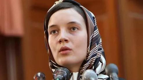 Clotilde Reiss attend depuis neuf mois le verdict de son jugement à l'ambassade de France à Téhéran.