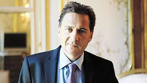 Le ministre de l'Immigration, Éric Besson, jeudi, à Paris.