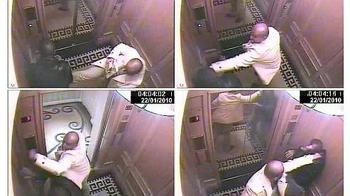 Des images du prince saoudien en train de frapper sa victime trois semaines avant le meurtre dans un hôtel londonien.