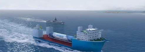 Une centrale nucléaire sous-marine <br/>en projet <br/>