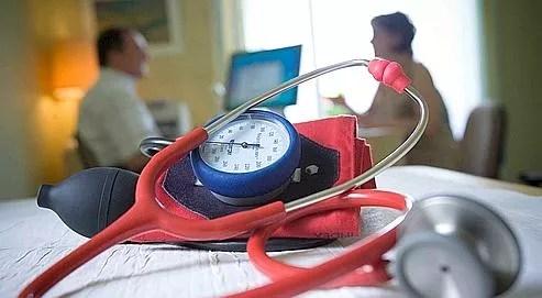 La France comptait 214.000 médecins au 1er janvier 2009.