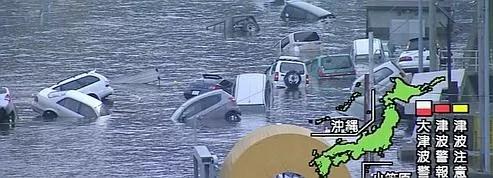 Japon : un violent séisme provoque un tsunami majeur<br/>