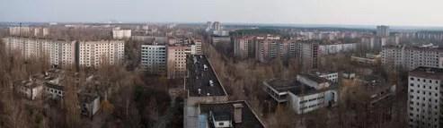 Tombe atomique, l'idéal soviétique n'est plus que ruines. (Cédric Faimali)